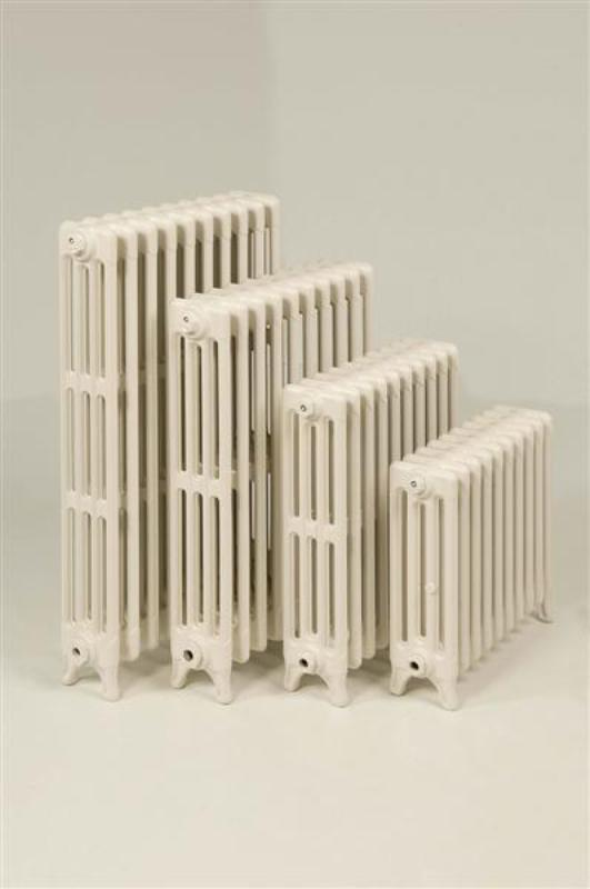 4 column cast iron radiators