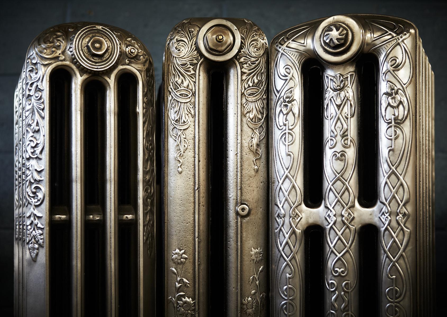 Old Cast Iron Radiators