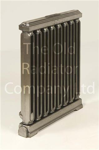 polished church radiator w
