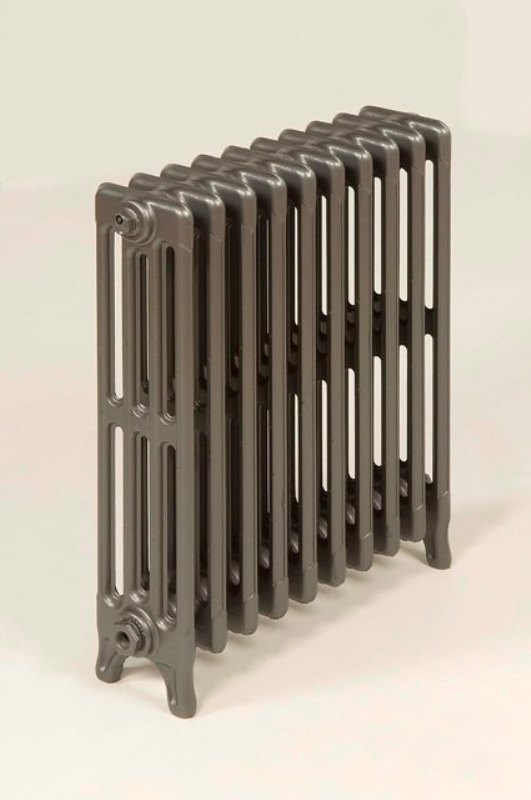 24 Inch High 4 Column In Stock Gun Metal Ideal